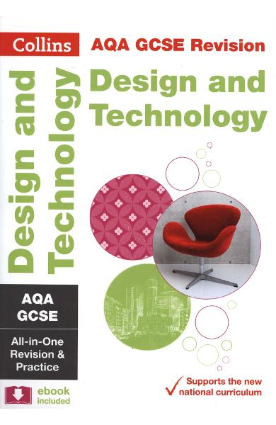 AQA GCSE Design & Technology All-in-One Revision and Practic
