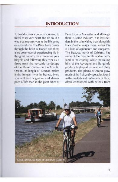 Loire Cycle Route