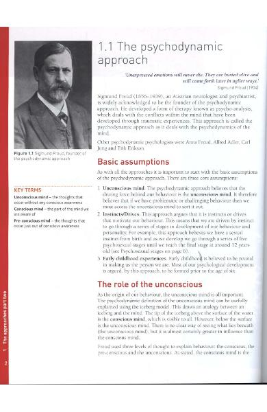 AQA A-Level Psychology Book 2