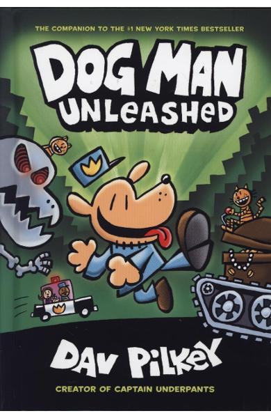Adventures of Dog Man: Unleashed
