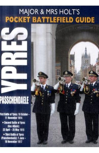 Holt's Pocket Battlefield Guide to Ypres and Passchendaele