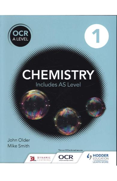 OCR A Level Chemistry Student Book 1