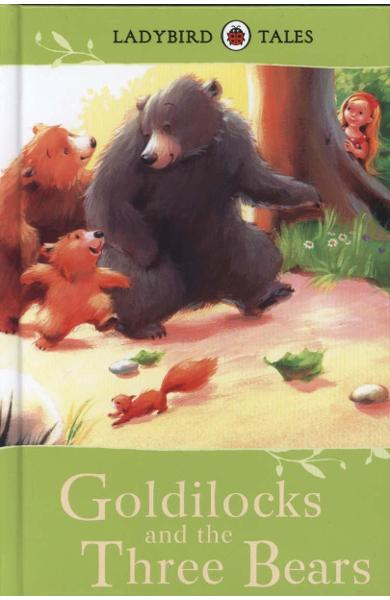 Ladybird Tales: Goldilocks and the Three Bears