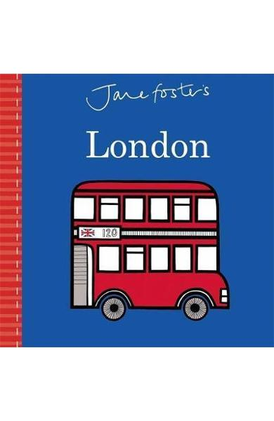 Jane Foster's London