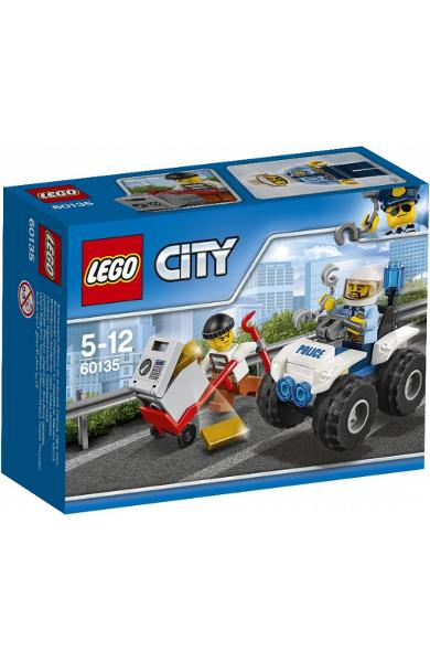 Lego City ATV de capturare 5-12 ani