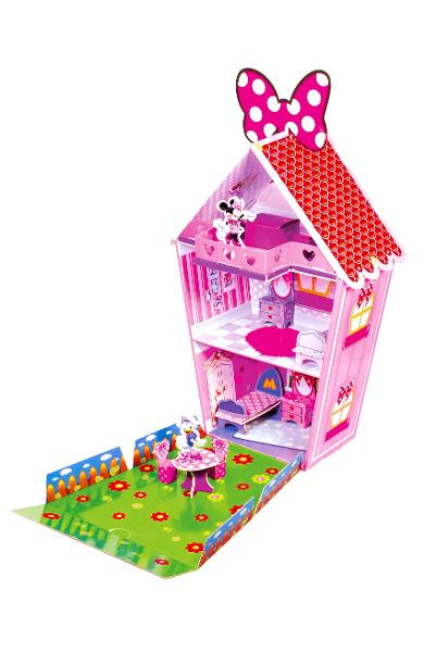 Disney Junior. Set de construit Minnie