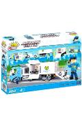 Action Town. Police mobile command center - Centru mobil de comanda