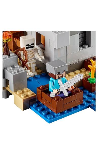 Lego. The desert outpost