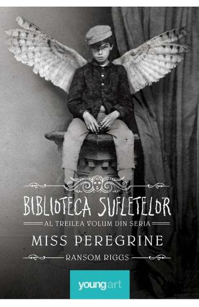 Miss Peregrine 1+2+3 - Ransom Riggs